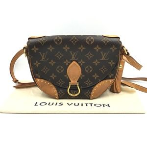Authentic Louis Vuitton Monogram Saint Cloud